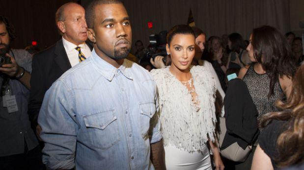 "Primera hija de Kanye West y Kim Kardashian se llama: ""Norte Oeste"""