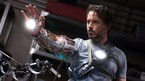 """Robert Downey Jr. estará en nuevas películas de """"Los Vengadores"""" y """"Iron Man"""""""