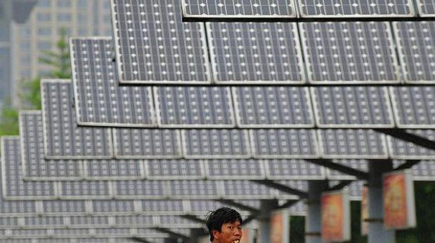 Paneles solares: la manzana de la discordia entre la UE y China
