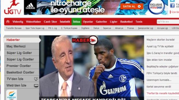 ¿Jefferson Farfán al Galatasaray? Presidente del club turco lo admitió