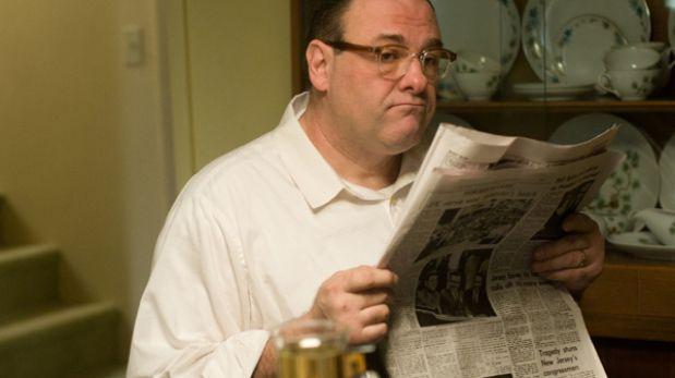 """James Gandolfini """"comió y bebió con exceso"""" antes de morir"""