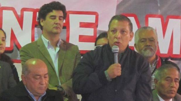 Partidos de izquierda se unieron de cara a las próximas elecciones