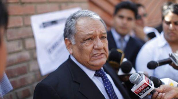 Procurador antiterrorismo estará en Argentina por extradición de dirigente del Movadef