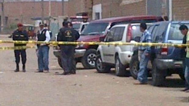 La Libertad: disparan contra vehículo del fiscal provincial de Pacasmayo