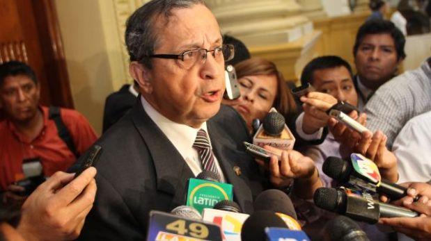 Ley Universitaria: Daniel Mora denunció intento de 'lobby' en norma