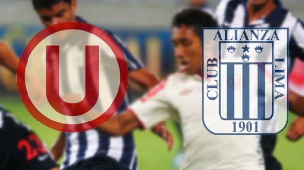Clásico 'U'-Alianza: así formarán los equipos en el Monumental