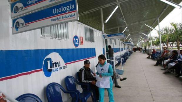 Hospitales de Solidaridad atenderán emergencias las 24 horas del día