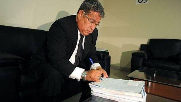 """Alan García apoyó detención a Facundo Chinguel: """"Debe responder por sus acciones"""""""