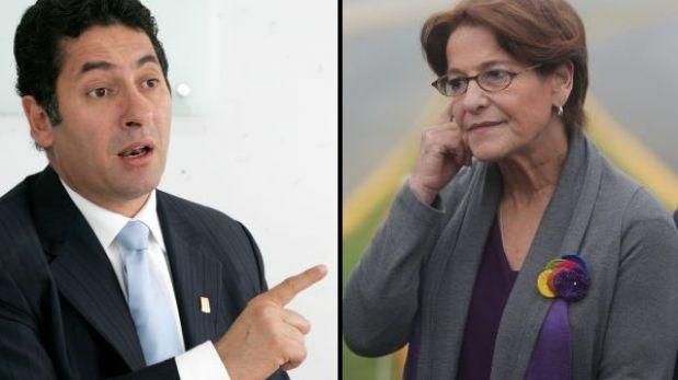 Heresi atribuye retrasos en la Costa Verde a interés político de Villarán