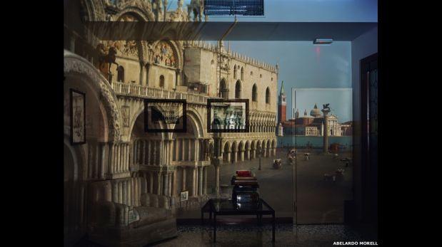 FOTOS: efectos surreales de la cámara oscura