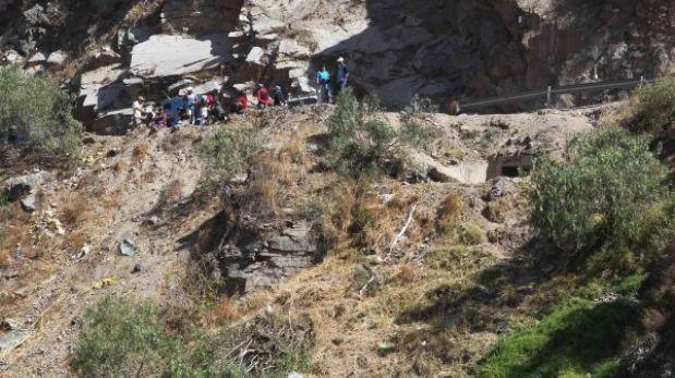 Huaral: hallan a los 47 alumnos de San Marcos perdidos camino a ruinas de Rúpac