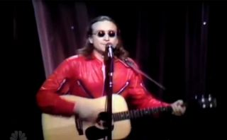 """VIDEO: si John Lennon hubiera audicionado para """"The Voice""""..."""