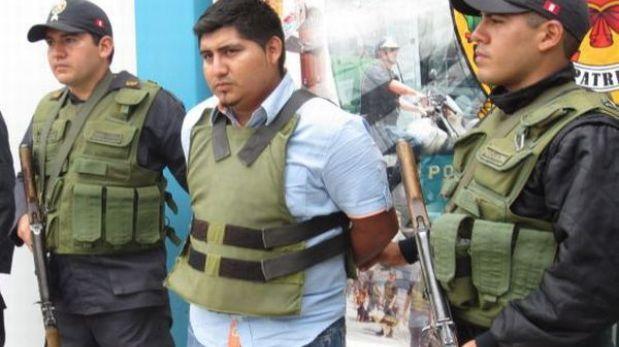 El recapturado 'Pícolo' será trasladado a Lima desde Lambayeque