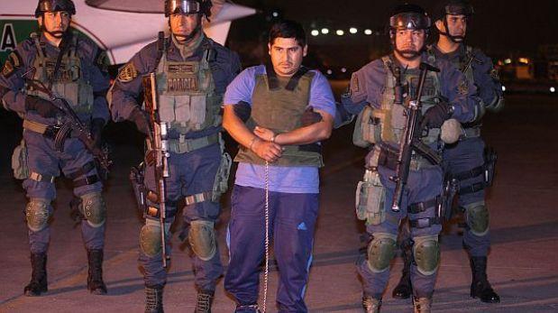 Continúa la investigación dentro de la policía por la fuga de 'Pícolo'