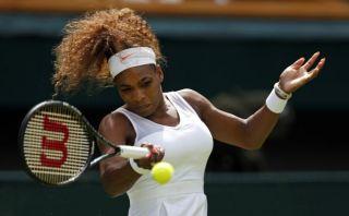 El hombre detrás del éxito de la campeona Serena Williams