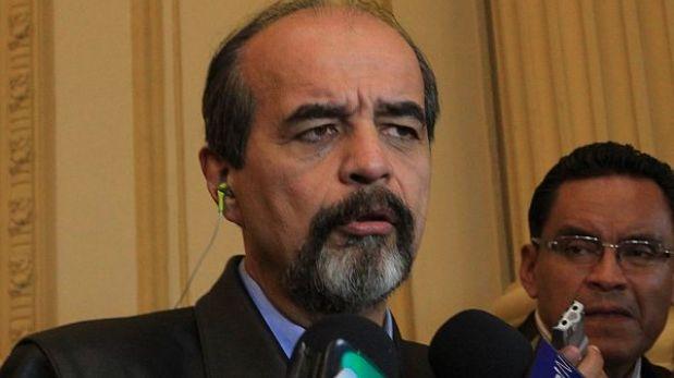 Alan García no tiene miedo de investigación de la megacomisión, afirmó Mulder