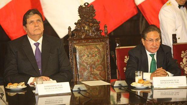 Popularidad de Alejandro Toledo y Alan García están en caída libre, según GFK