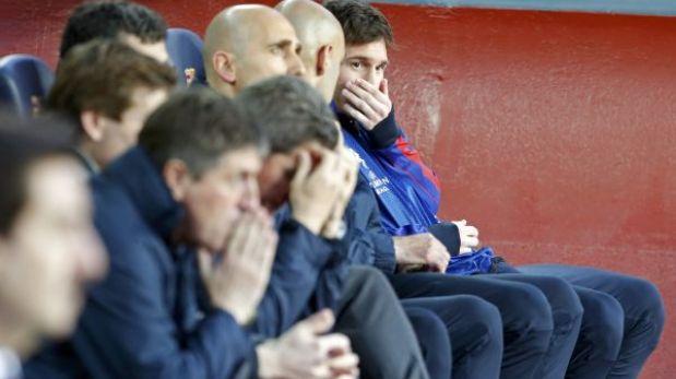 Tres ex jugadores del torneo peruano que sentaron a Lionel Messi