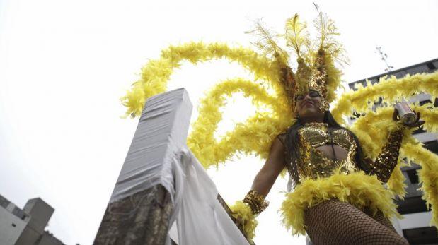 FOTOS: así se vivió la Marcha del orgullo gay en Lima