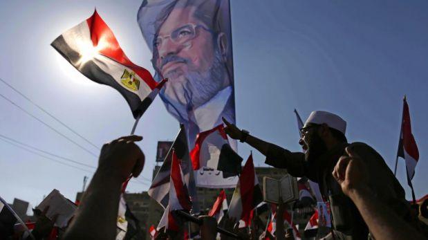 FOTOS: decenas de miles de egipcios salieron a las calles para exigir la renuncia del presidente Mursi