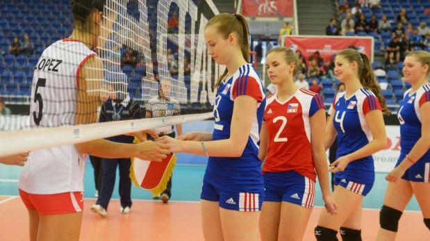 FOTOS: las más bellas del Mundial Juvenil de Vóley de República Checa