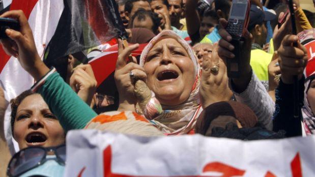 Egipto: un joven de 22 años murió en ataque durante protestas