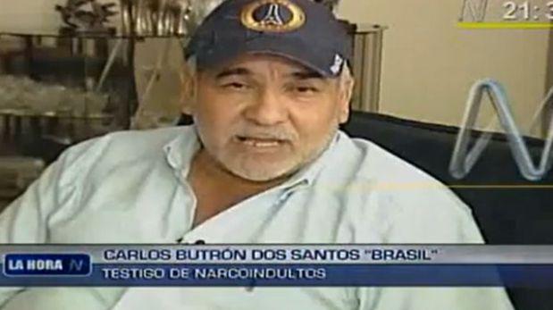 Testigo de 'narcoindultos' aseguró que existe un plan para eliminarlo