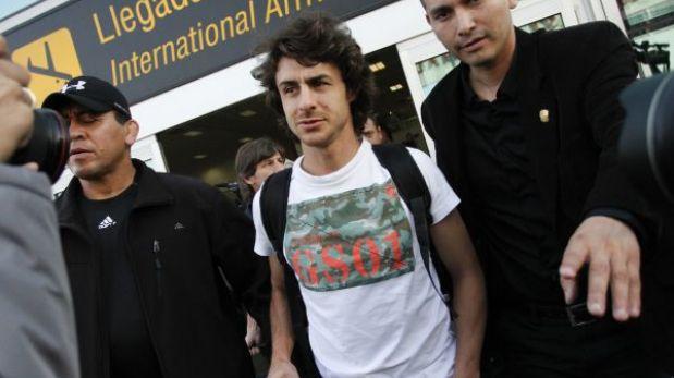 Pablo Aimar, el ídolo de Messi ya está en Lima