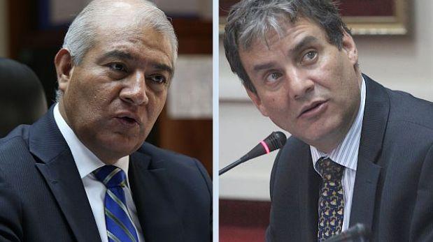 Ministros del Interior y de Justicia irán hoy al Congreso
