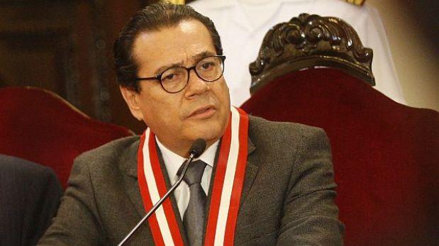 """Presidente del PJ: """"La acción de amparo de García es un caso difícil"""""""