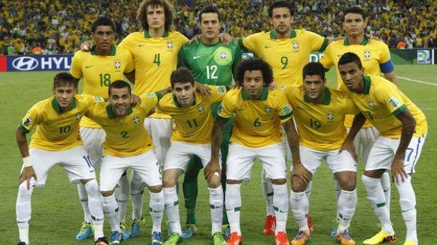 Brasil, del infierno a la gloria en cinco partidos