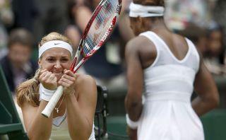 Nuevo golpe en Wimbledon: Serena Williams fue eliminada por alemana Sabine Lisicki