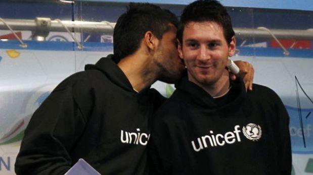 Lionel Messi donará 100 mil dólares a la Unicef de Perú