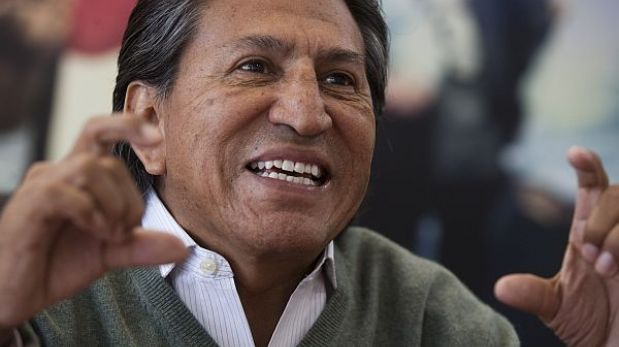 Fiscalía levantó el secreto bancario de Alejandro Toledo