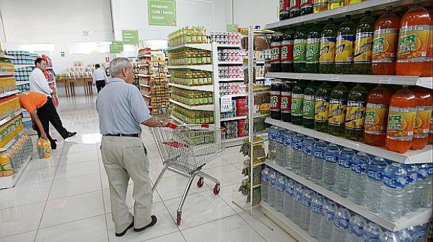 Ventas de supermercados bordearían los S/.10.000 millones este año