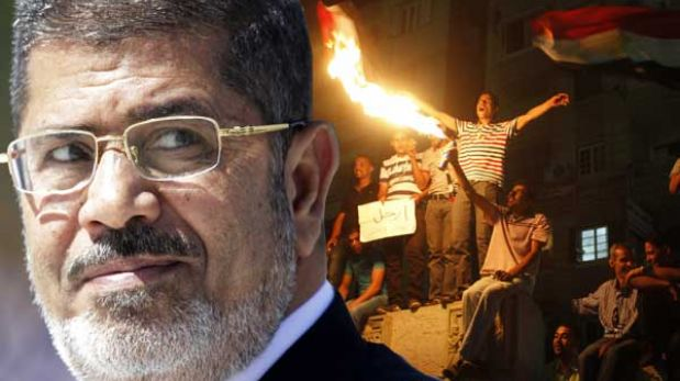 Mursi rechazó el ultimátum de 48 horas y puso en situación crítica a Egipto