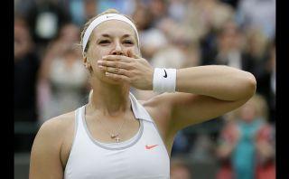 FOTOS: Sabine Lisicki, la tenista que eliminó a Serena Williams es sensación en Wimbledon