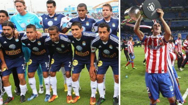 Sporting Cristal podría enfrentar al Atlético de Madrid en Matute