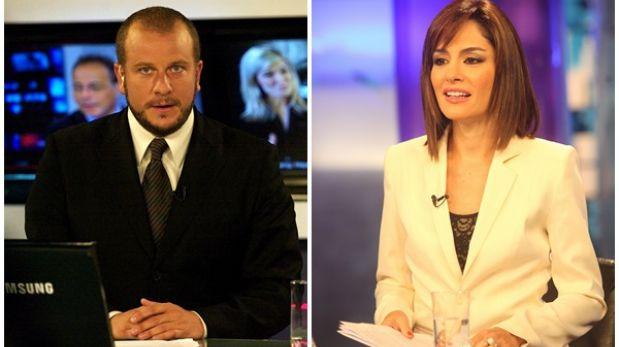 Augusto Thorndike y Mávila Huertas, los nuevos conductores de Canal N
