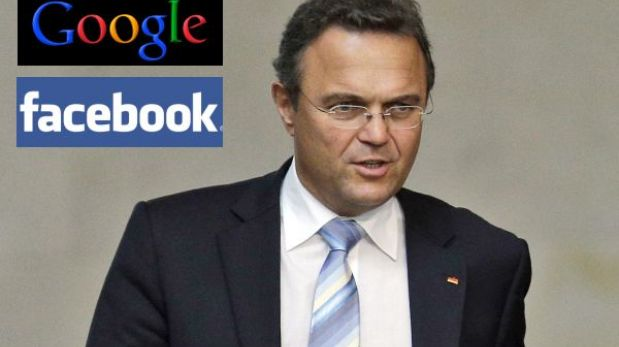 Dejen Google y Facebook si temen al espionaje de EE.UU., aconseja ministro alemán
