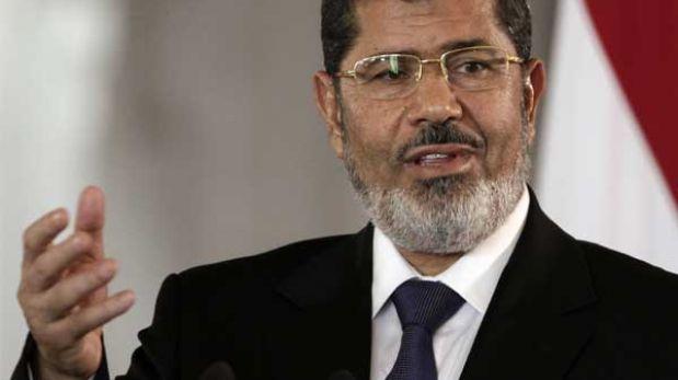 """Mohamed Mursi: """"No aceptaré nunca renunciar de forma humillante"""""""