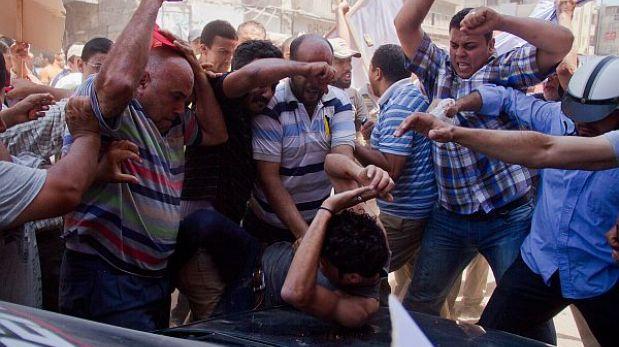 Egipto: 14 personas murieron en protestas luego del golpe de Estado