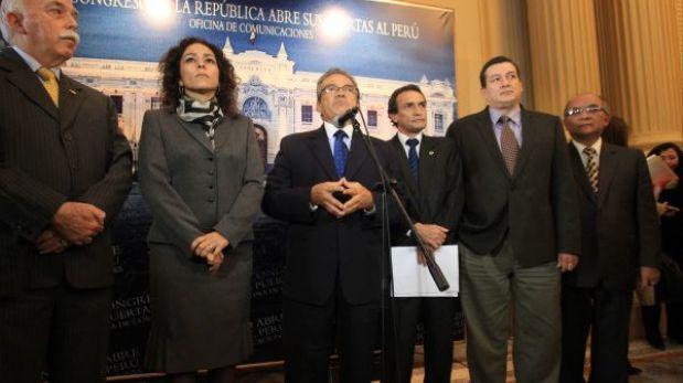 Fujimorismo denunció constitucionalmente a la ministra Ana Jara
