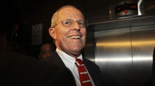 PPK descartó rupturas dentro de la bancada Alianza por el Gran Cambio