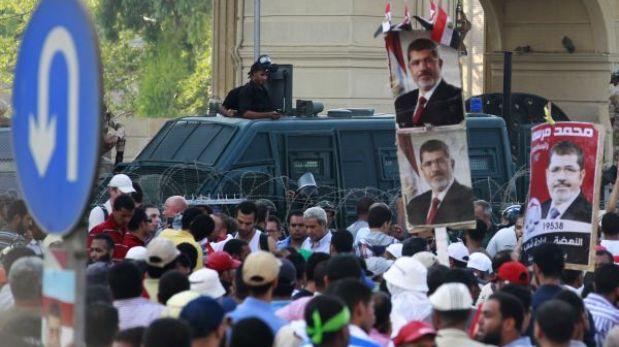 """""""Viernes de Furia"""" en Egipto deja al menos tres muertos"""