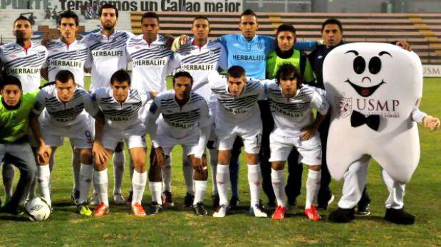 San Martín ganó 2-1 a Cienciano y abandonó el último lugar de la tabla