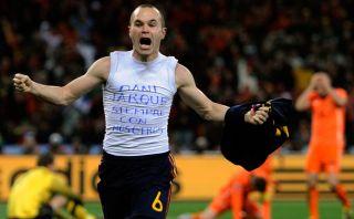 FOTOS: los diez futbolistas nominados al 'Golden Foot'