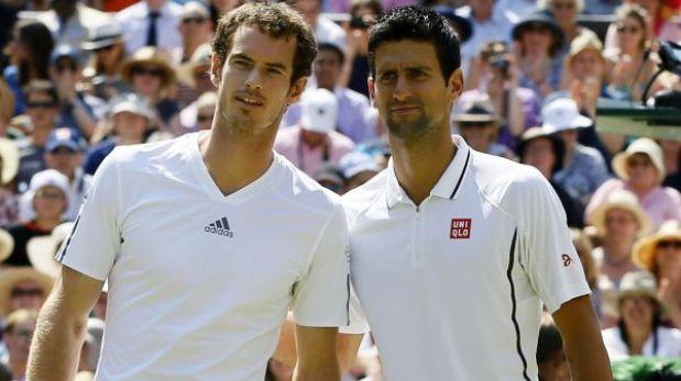 Murray venció 3-0 a Djokovic y logró por primera vez el título en Wimbledon