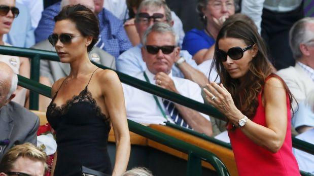FOTOS: Wayne Rooney, Ronnie Wood, Gerard Butler y otras figuras presentes en la final de Wimbledon