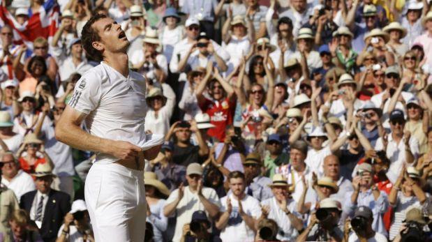 FOTOS: Andy Murray, el día que un británico hizo historia en Wimbledon después de 77 años